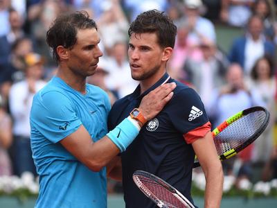 Rafael Nadal y Dominic Thiem reeditarán la final del 2018
