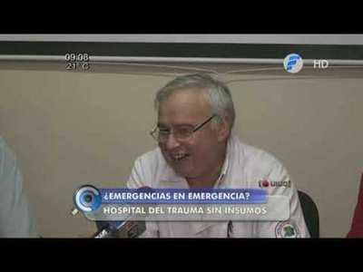 """""""Debemos priorizar salud, equipar bien el hospital"""""""