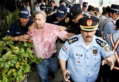González Daher recusó al juez Rolando Duarte