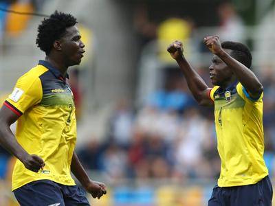 Ecuador es semifinalista del Sub 20