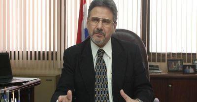 El constitucionalista Jorge Seall sufrió un ACV