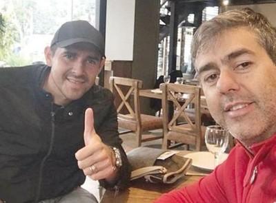 Joel Silva se suma al plantel de Olimpia