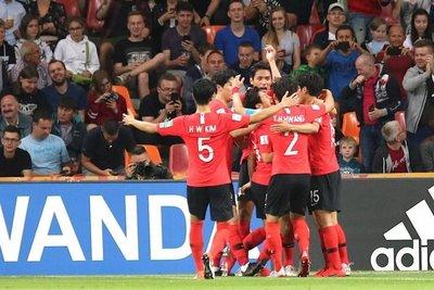 Corea del Sur gana a Senegal en penales