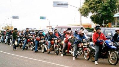 Corte Suprema aumentó 375% pago por chapas de motos y verificación