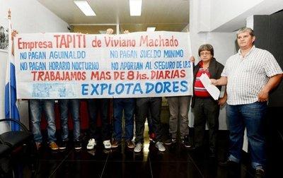 Copaco prevé contratar guardias privados por US$ 4,9 millones
