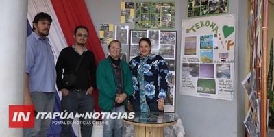 RIQUEZAS DEL POTI'Y EXPUESTAS EN UNA SERIE DE FOTOGRAFÍAS.