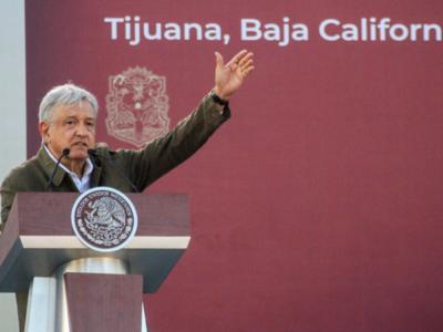 López Obrador avisa a Trump que los