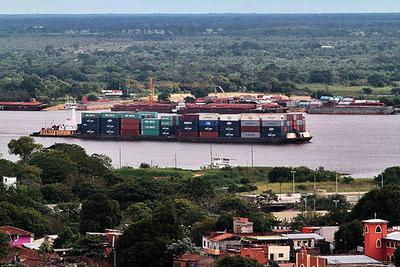 Paraguay y Bolivia apuntan a un máximo aprovechamiento de la hidrovía Paraguay