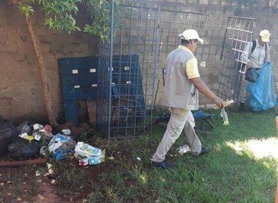 El dengue sigue expandiéndose