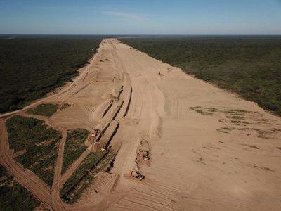 Comisión rehabilitará caminos en el Chaco