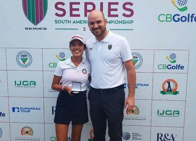 Ghanshyani queda cuarta en el Brasil