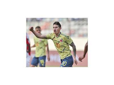 Colombia en racha