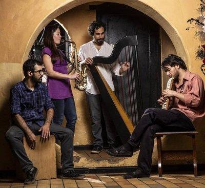 La música de Juanjo Corbalán Cuarteto llega a Europa