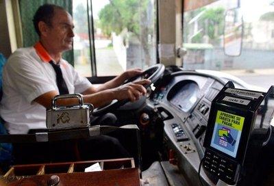 """""""Más"""" y """"Jaha"""", tarjetas que usará el pasajero para el transporte público"""