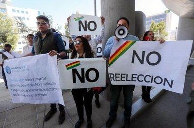 Oposición boliviana denuncia parcialidad de poder electoral