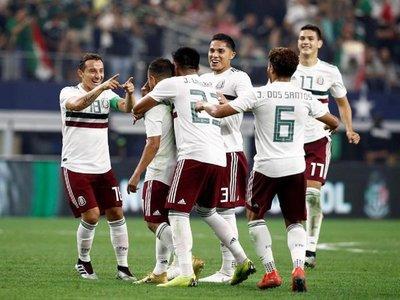 México cierra campaña perfecta con Martino