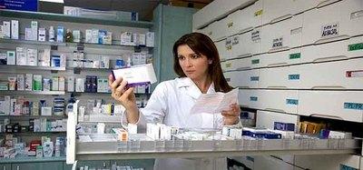 Envíos de fármacos cayeron 4.6% en el 2018