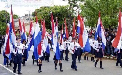 En San Juan Misiones preparan desfile en honor a la patria, las madres y Paz del Chaco