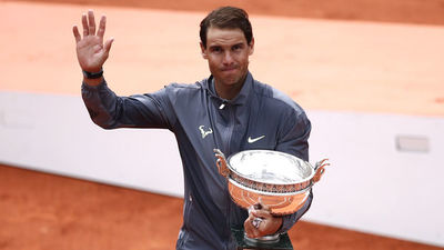 Rafael Nadal conquistó su 12º Roland Garros