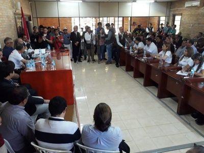 Comerciantes instan a autoridades a enfrentar unidos caída del comercio en frontera