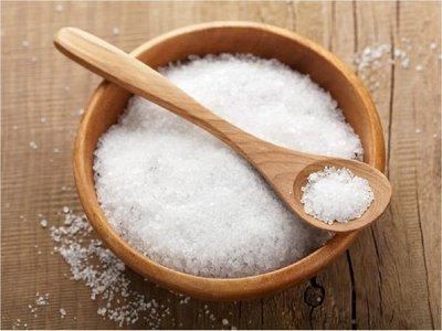 Salud alerta sobre venta de sal sin yodo