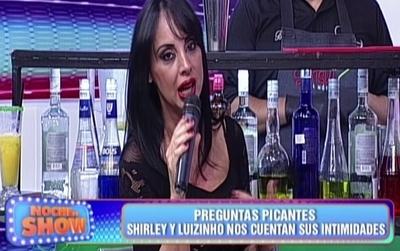 Shirley Reyes y los detalles de su vídeo intimo junto a político colorado