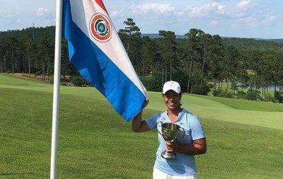 Sofía García se consagra en el Arnold Palmer Cup
