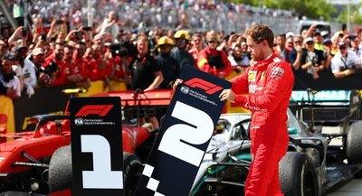 Ferrari apelará la sanción a Vettel en GP de Canadá