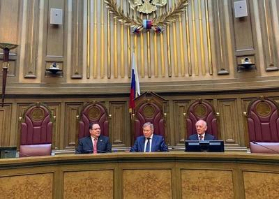 Rusia destaca producción enérgica y la calidad de la carne vacuna