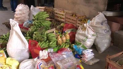Agricultores de Capiibary ya donaron 30 mil kilos de productos para damnificados