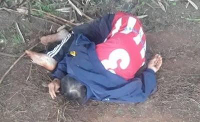 Hallan muerto a indigente en Avda. San Blas