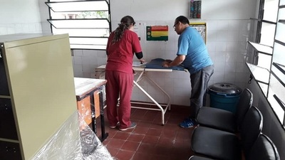 MSP amuebla Unidades de Salud de la Familia chaqueñas