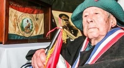 105 veteranos de la Guerra del Chaco son asistidos actualmente
