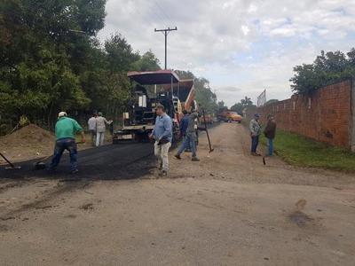 Gobierno prioriza obras viales en zonas afectadas por inundaciones