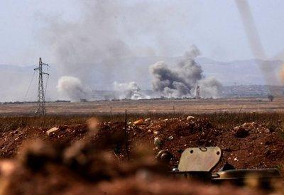 Al menos 24 civiles muertos en nuevos bombardeos en Siria