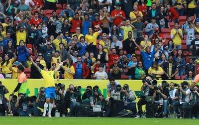 Brasil alista seguridad para Copa América