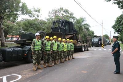 Comisión demarcará límites de frontera seca entre Paraguay y Bolivia
