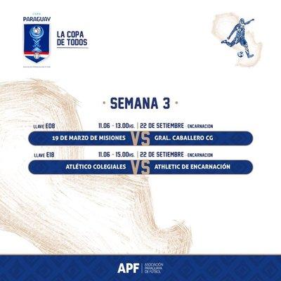 La Copa Paraguay se traslada a Encarnación