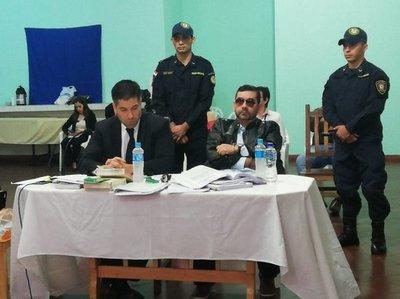 Piden 30 años de cárcel para Alcides Oviedo