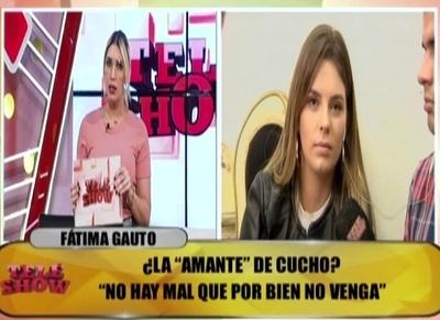 La pregunta sin filtro de Carmiña a la supuesta novia de Cucho