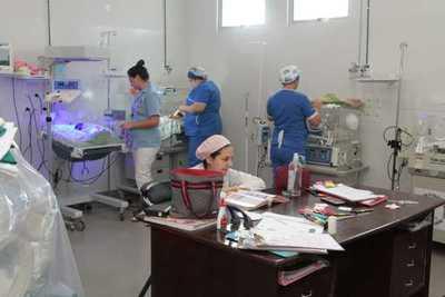 Hospital Regional de Encarnación renueva imagen y equipos mediante apoyo de Yacyretá