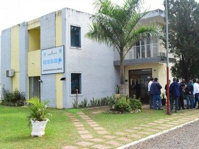 Malvivientes asaltaron oficina de Essap en Villarrica