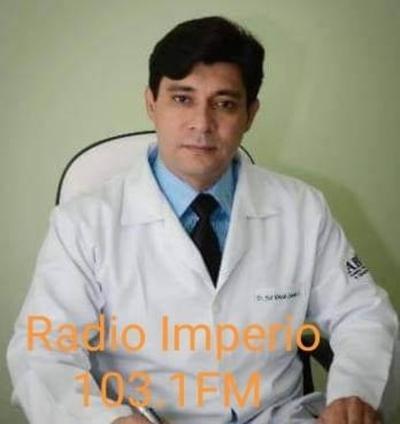 HOY / Sicarios interceptan a médico  frente a IPS de Pedro Juan y  lo asesinan a balazos