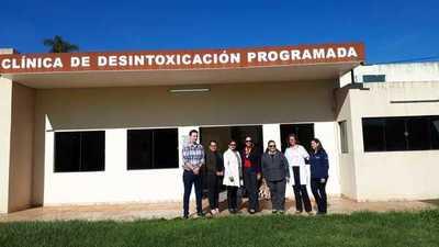 Buscan apoyo para funcionamiento del Centro de Rehabilitación de Adictos