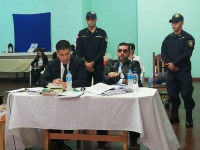 Piden 40 años de cárcel para Alcides Oviedo, presunto líder del EPP