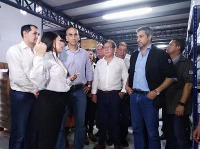 Jefe de Estado anuncia avances para construcción del Gran Hospital del Sur