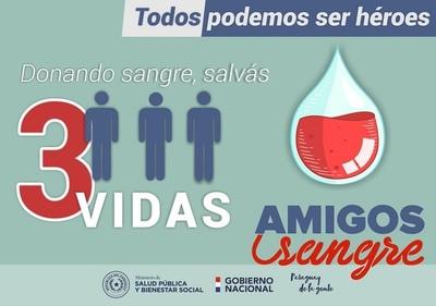 Arrancan actividades conmemorativas por el Día Mundial del Donante de Sangre