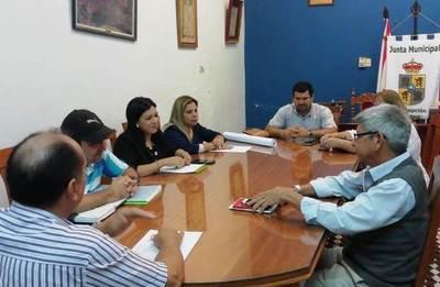 Concejales y representantes de intendente se reúnen sobre APP