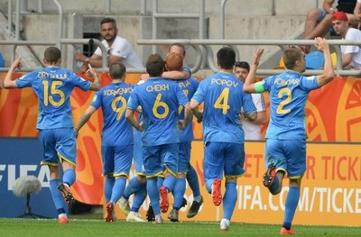 Ucrania es finalista del Mundial
