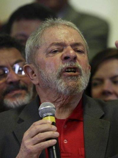 Supremo debate pedido de liberación de Lula